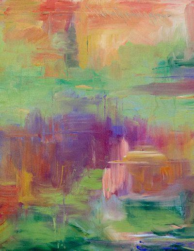 Canyon | 21x21 | Acrylic on Canvas