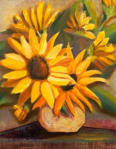 Van Gogh Revisited | 24x24